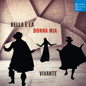 New CD – Bella è La Donna Mia