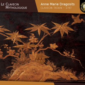 CD Cover Le Clavecin Mythologique