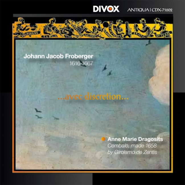 New CD: Johann Jacob Froberger