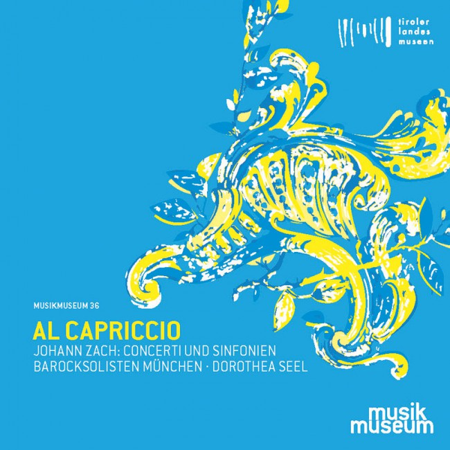 CD Cover Al Capriccio